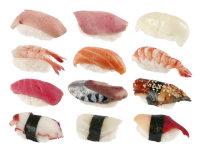 图片素材 燃烧/刺身寿司